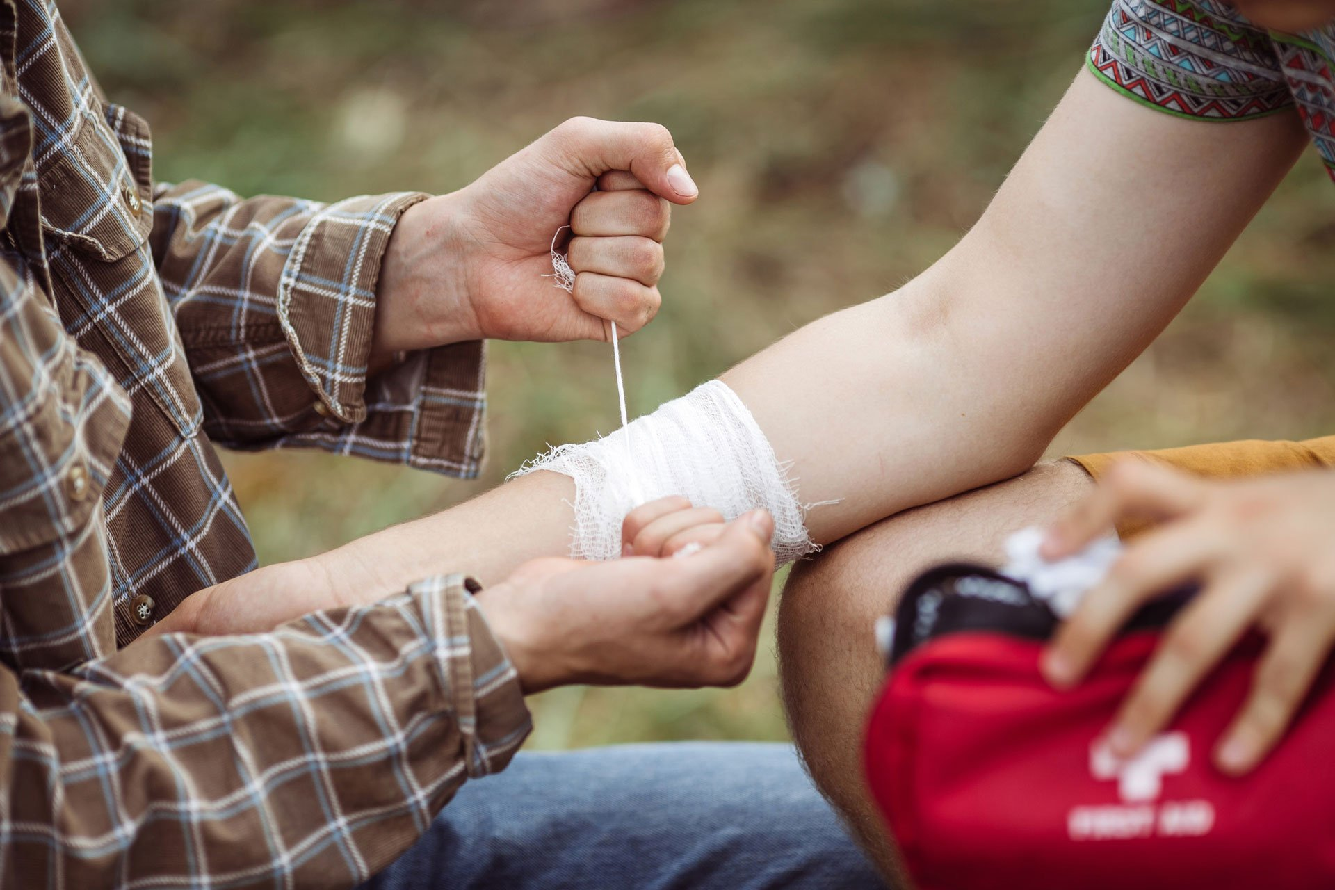 Able Training First Aid In The Wilderness