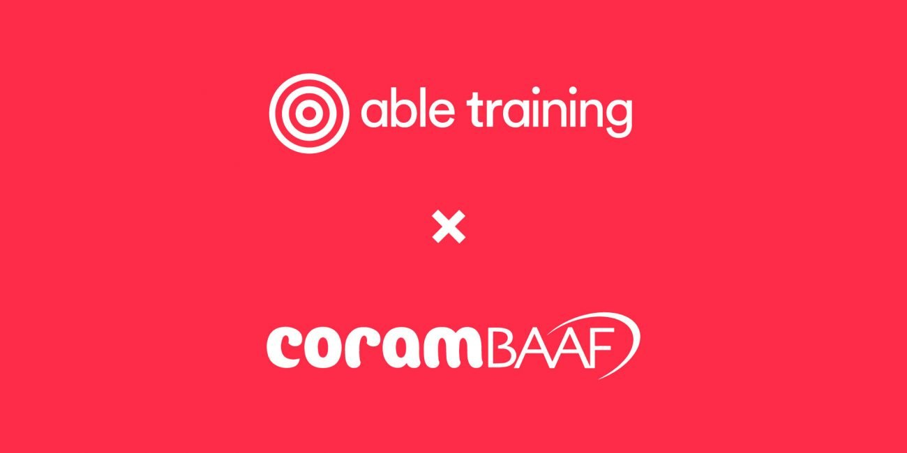 Able Training talk at Coram BAAF