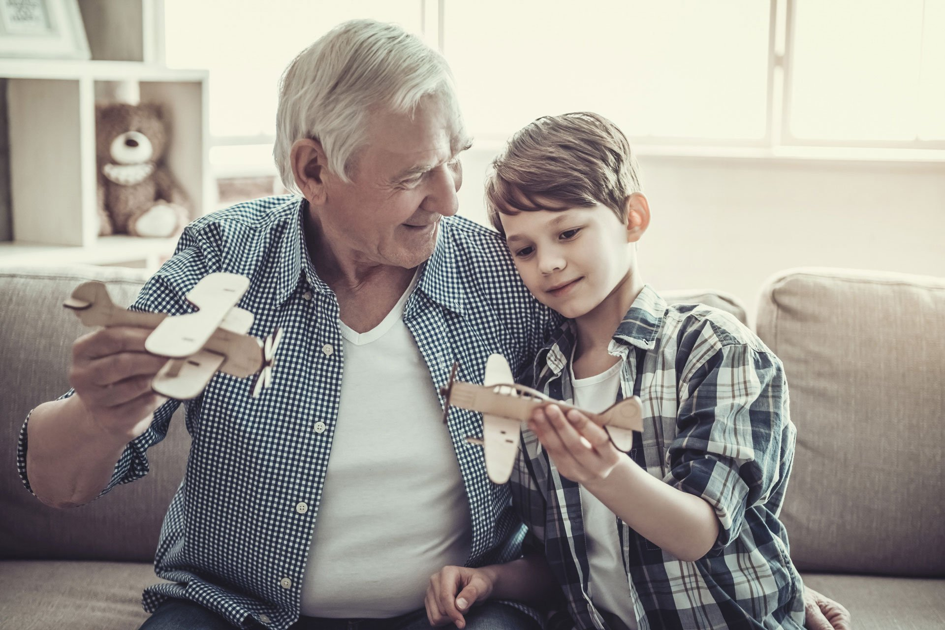Able Training The Importance of First Aid for Parents and Grandparents