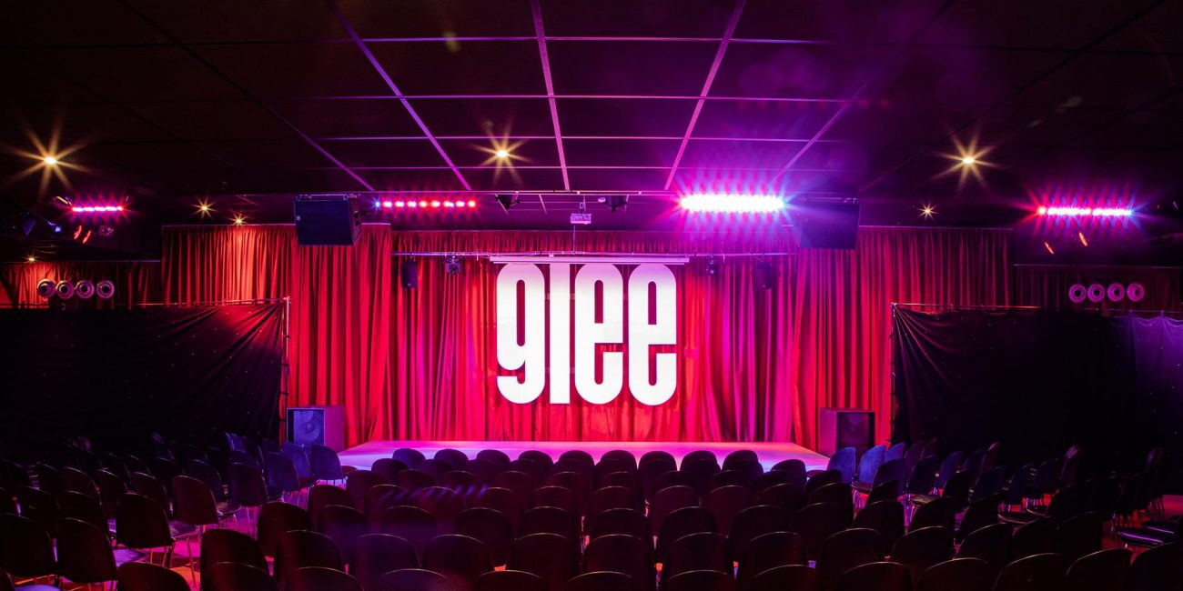 Able Training Stand Up For Cancer 2018 Glee